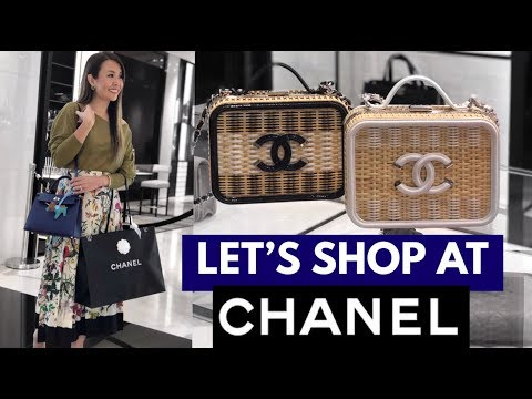 CHANEL Shopping Vlog + UNBOXING My New CC Bag | How Much It Cost & Price Comparison