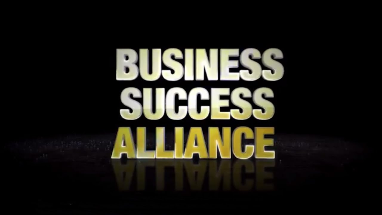 Business Success Alliance - YouTube