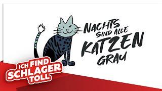 Kerstin Ott - Nachts sind alle Katzen grau (Offizielles Lyric Video)