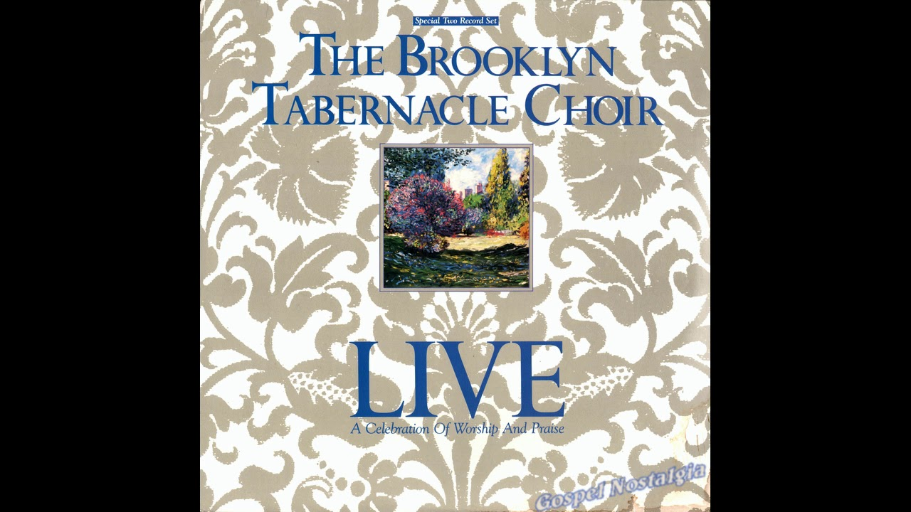 the brooklyn tabernacle choir live with friends accompaniment track
