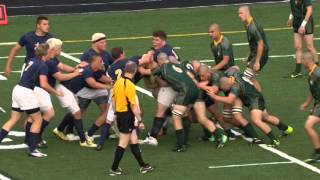 2013 Ohio High School Boys Rugby State Championship (Part 1/4)