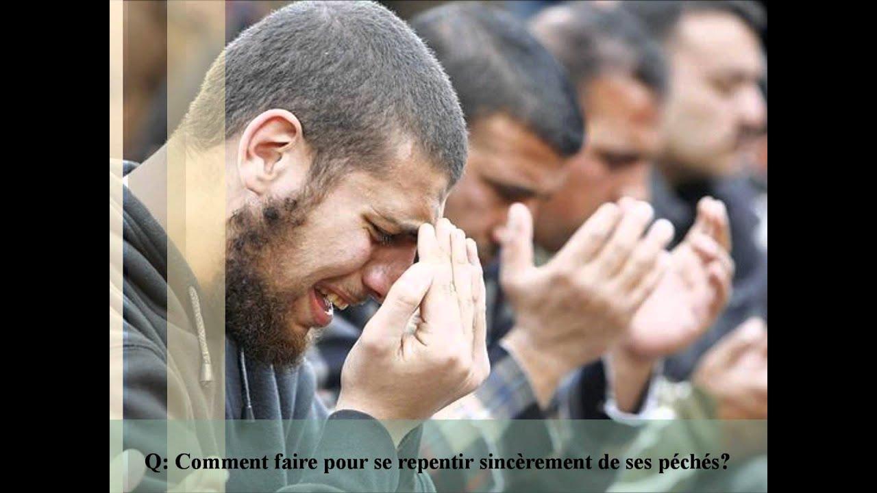 Fatwa De Dr Ahmad Lo Comment Faire Pour Se Repentir