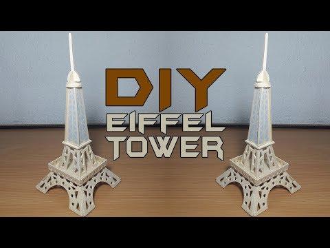 DIY Eiffel Tower