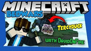 DAVID PUNYA ANAK?!?!? - Minecraft Bedwars w/David Andrian