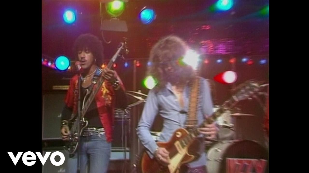 Thin Lizzy – Wild One