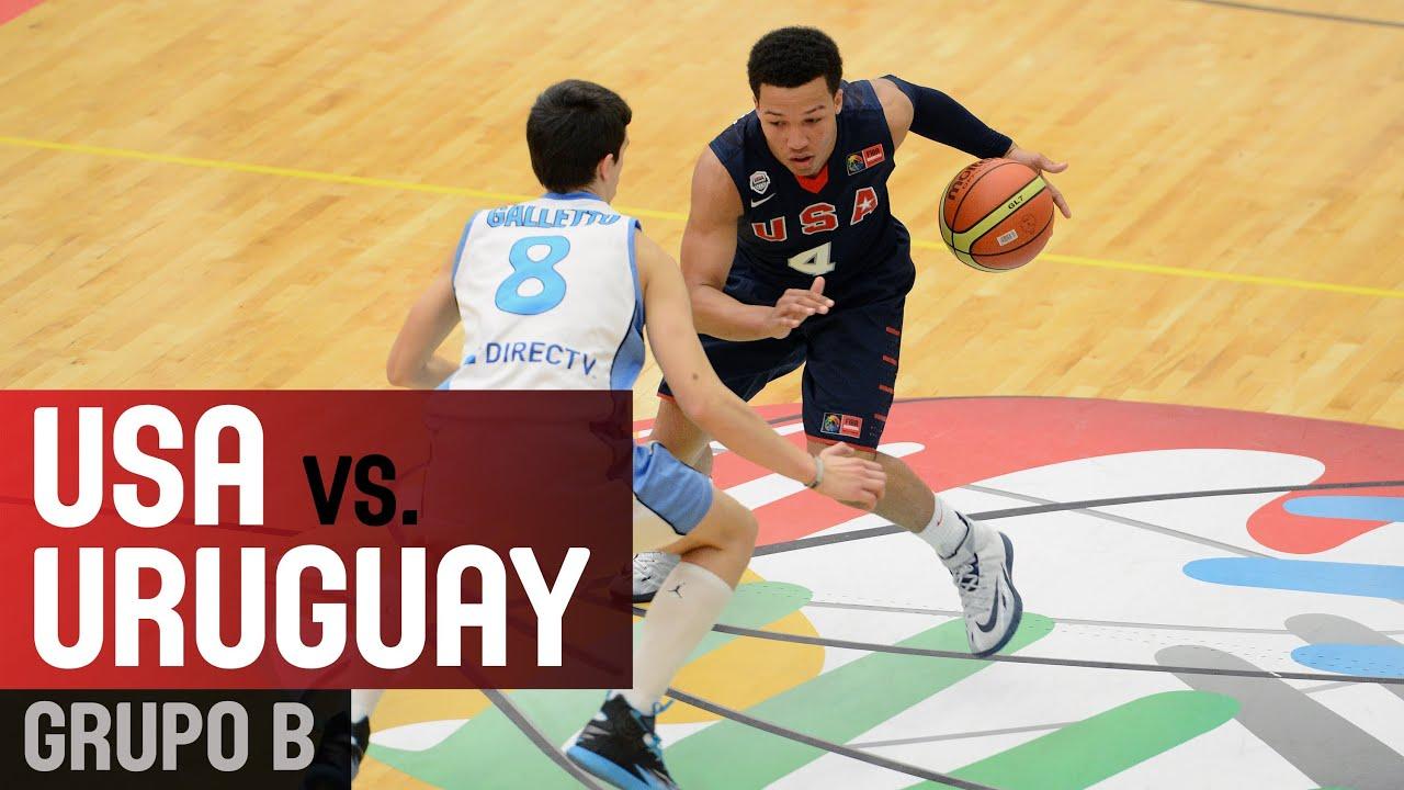 uruguay basketball