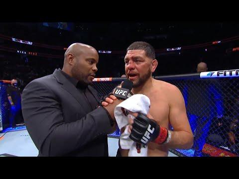 UFC 266: Диаз vs Лоулер - Слова после боя