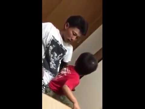 3歳の子供がめちゃ面白い 親子と喧嘩