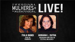 2o MULHERES | Live 05 Ítala Nandi