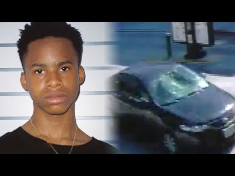 Surveillance FOOTAGE Shows Tay K Leaving...