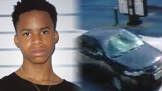 Surveillance Footage Shows Tay K Leaving Crime scene At Chick Fil A