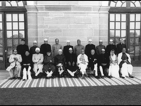 India's First Ministry
