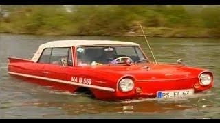 Die Top 5 der schnellsten Amphibien-Fahrzeuge | Galileo
