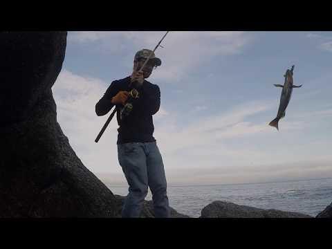 Big Sur Fishing