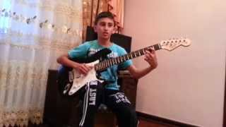 Соната Бетховена на гитаре Исим Рустамов