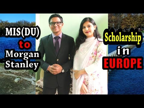 Scholarship in EUROPE | MIS(DU) to Morgan Stanley(Hungary) | Dream Journey of Nazmul Hasan Jabir |