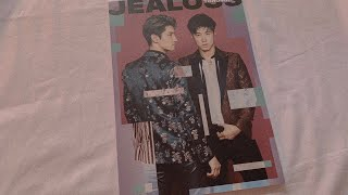 [UNBOXING] TVXQ! 동방신기 Japanese single 'Jealous' (LIMITED EDI…