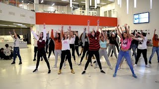 Kpop Random Dance in public Zaragoza, Spain / Segapolis [Nekowiii] Parte 2