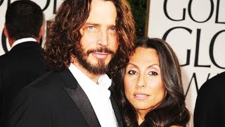 Chris Cornell: Chris's Girlfriend Jill Widenski