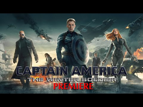 Captain America: The Winter Soldier UK Movie Premiere