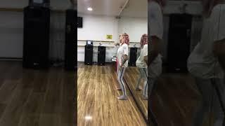 Уроки современных танцев для детей в «Эклектике»