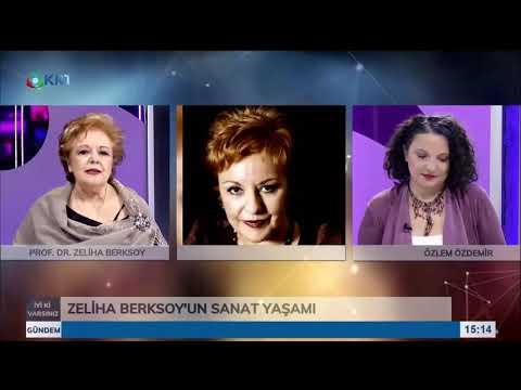 İyi Ki Varsınız - Özlem Özdemir & Prof. Dr. Zeliha Berksoy - 13 Mayıs 2019 - KRT TV