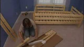 How To Build A Flexa Low Loft Bed