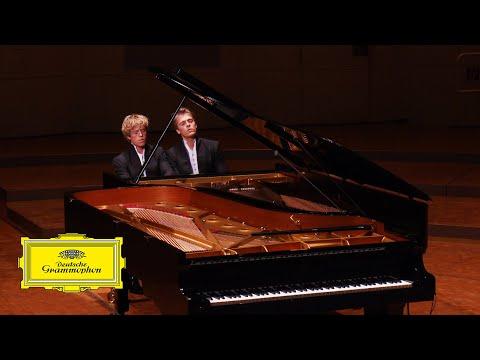 Lucas & Arthur Jussen – Bach: Gottes Zeit ist die allerbeste Zeit, BWV 106: 2a (Transcr. Kurtág)