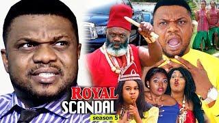 Royal Scandal Season 5 - Ken Erics 2018 Latest Nigerian Nollywood Movie full HD