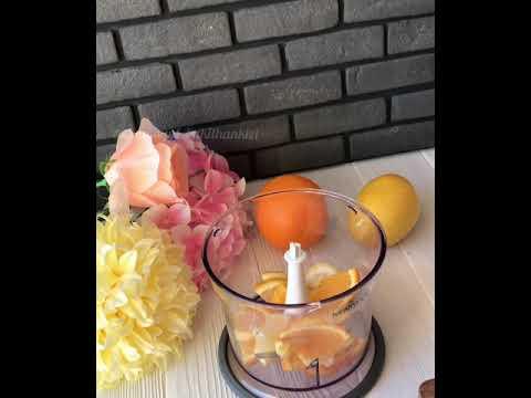 1шт Апельсин мен Лимоннан жасалатын ЛИМОНАД