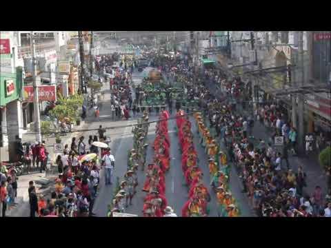 STREET DANCING 2018   SAN FERNANDO LA UNION FIESTA