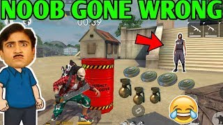 Free Fire Best Funny Moments Ever 😂😂😂 #Part 8 |HINDI| JORAWAR GAMING