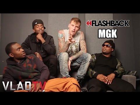 Flashback: MGK Deads Rumors that He Says the N-Word
