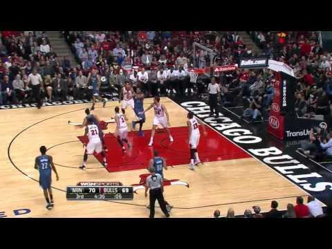 Minnesota Timberwolves vs Chicago Bulls | November 7, 2015 | NBA 2015-16 Season