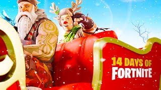 14 Days of Fortnite | Official Launch Trailer (2019)