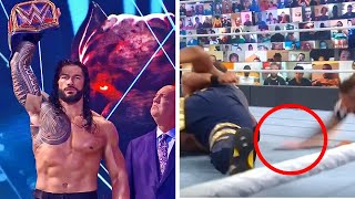 Roman Reigns New Look…Major Mistake At WWE Clash Of Champions 2020…Wrestlers Removed!