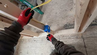 Installing a foundation under an existing building part 4: framing, plumbing, electric, drywall