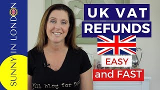 How to Get a VAT Refund UK (Value Added Tax) With WEVAT Refund App