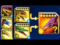 WORLD STRONGEST DINOSAURS VALKYRIE 77 STRONGEST - Jurassic World The Game
