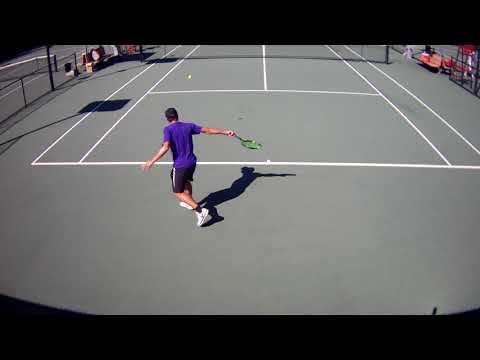 Gutierrez San Diego Match 2 Part 1