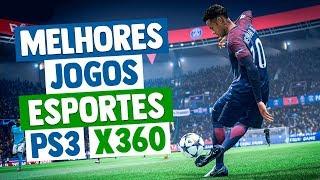 Melhores Jogos de Esportes - Xbox 360 e PS3