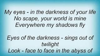 Axxis - Eyes Of Darkness Lyrics