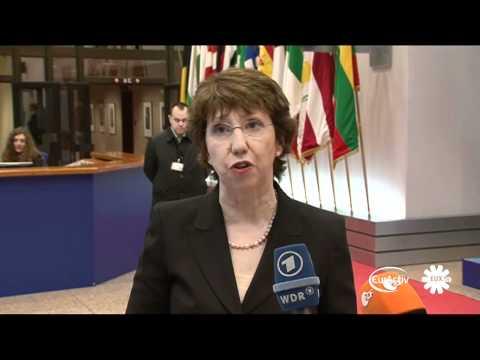 Egypt: Ashton urges 'real steps' 'now'