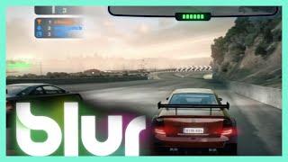 Blur (PS3) Multiplayer - SanFran Sausalito - Bay Area Tour - Class A