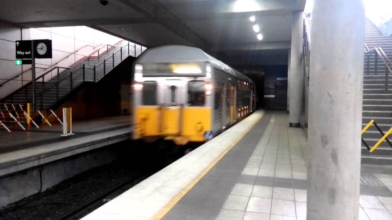 Sydney Trains S74 Arriving At Olympic Park P3