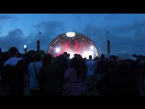 KANO live intro at NASS FESTIVAL 2017