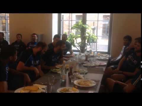 ΕΘΝΙΚΗ ΑΝΔΡΩΝ | Video : Χρόνια πολλά για... δύο στο Κάουνας