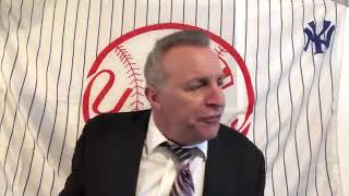 The NY Yankees Press Conference with Vic DiBitetto: Enter Sandman