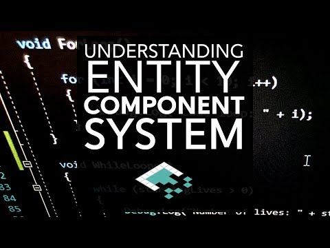 Entity Component System Overview in 7 Minutes
