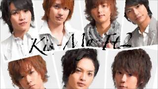 【カラオケ】 YES! I SCREAM / Kis-My-Ft2 (KARAOKE,INSTRUMENTAL,MIDI)